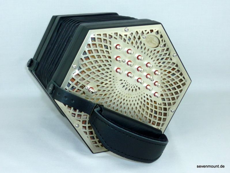 Learning Concertina
